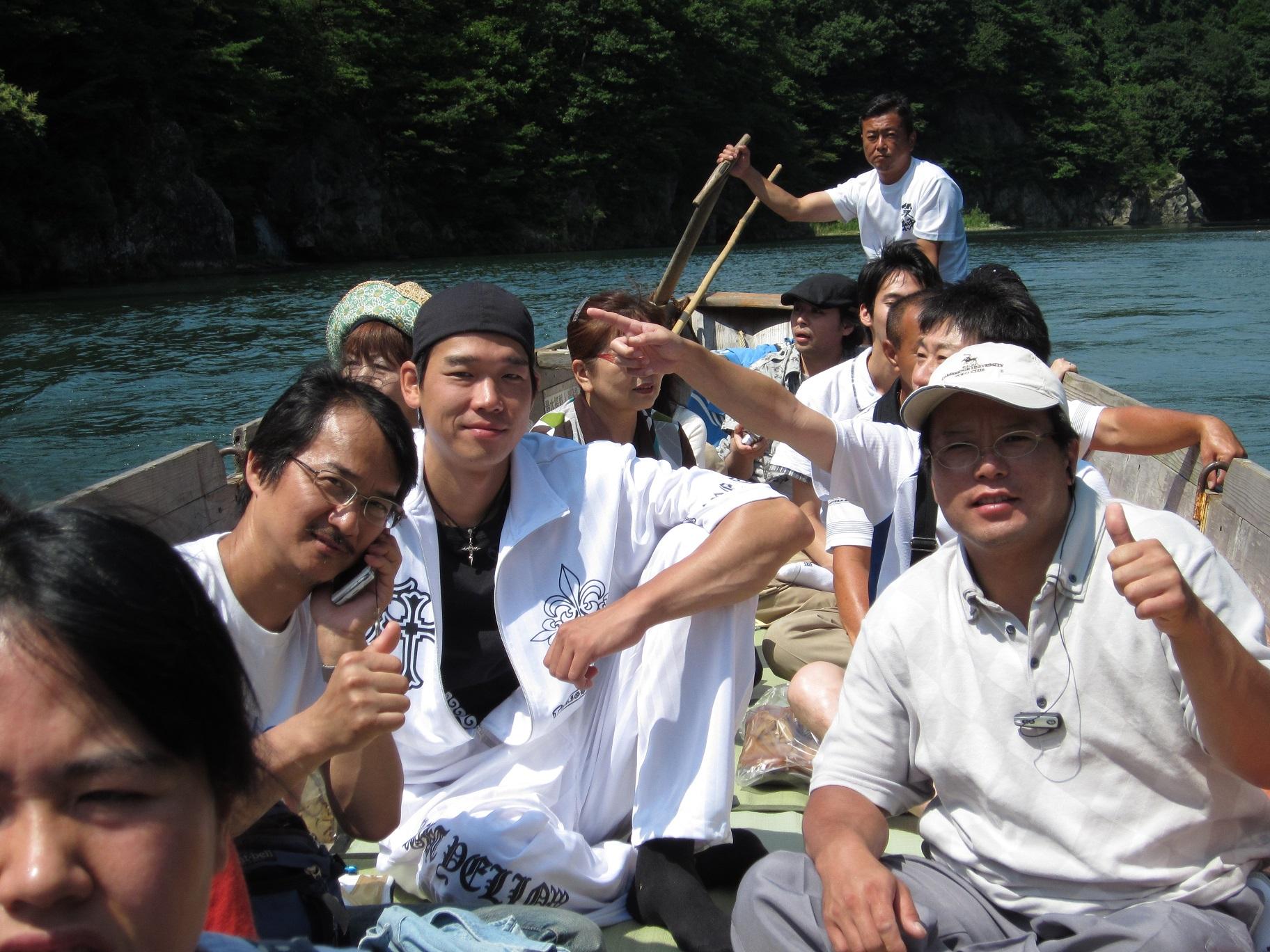 2011年 日光・鬼怒川親睦会
